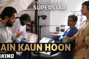Making of Main Kaun Hoon – Secret Superstar   Zaira Wasim   Aamir Khan   Diwali 2017