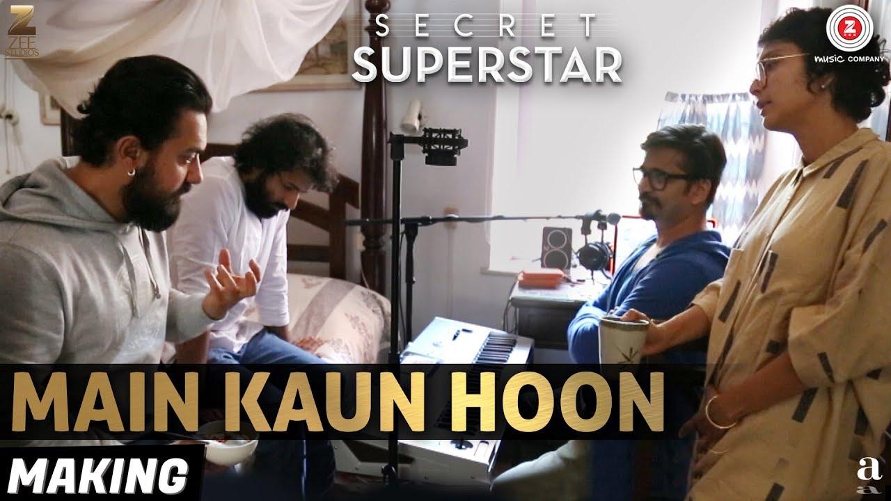 Making of Main Kaun Hoon – Secret Superstar | Zaira Wasim | Aamir Khan | Diwali 2017