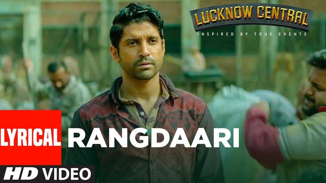 Arijit Singh: Rangdaari Lyrical Video | Lucknow Central | Farhan Akhtar Diana Penty | Arjunna Harjaie