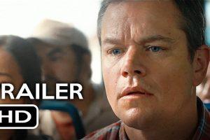 Downsizing Official Teaser Trailer #1 (2017) Matt Damon, Christoph Waltz Sci-Fi Movie HD
