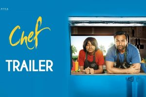 Upcoming movie Chef starring Saif Ali Khan official trailer released