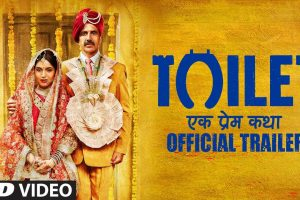 Toilet Ek Prem Katha Official Trailer