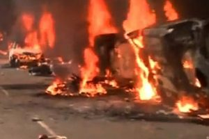 30 killed as Dera followers rampage Panchkula, Sirsa; curfew in three Punjab towns