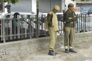 25 policemen suspended as undertrial is shot dead in Bihar court