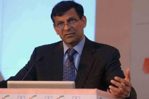 Government should go slow on public sector bank mergers: Raghuram Rajan