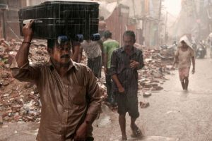 Incessant rainfall displaces thousands in Nepal
