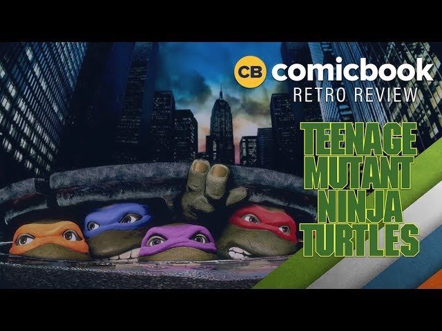 Teenage Mutant Ninja Turtles – ComicBook Retro Review