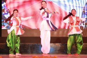 Delhi school's push for building new India
