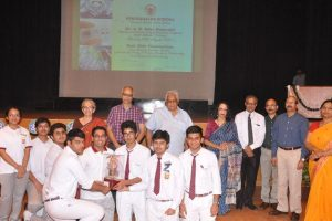 Promoting creativity, innovation among students for brighter India