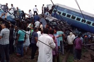 UP train derailment toll 24, rescue operations conclude
