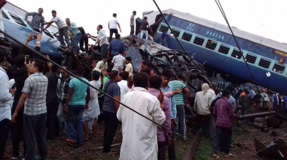 UP train derailment toll 24, rescue operations conclude