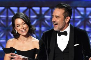 Jeffrey Dean Morgan, wife expecting their second child