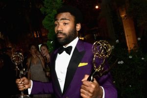 Donald Glover welcomes second child
