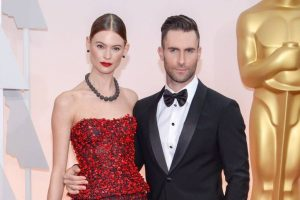 Adam Levine, Behati Prinsloo welcome second daughter