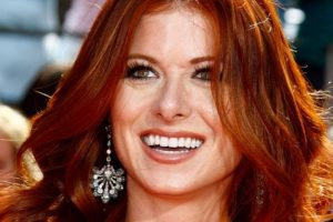 Debra Messing's 'feminist' request