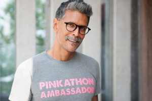 Milind Soman to attend Gandhi March in Netherlands