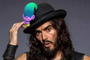 Russell Brand would love to be friends with Katy Perry