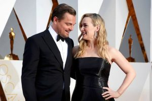 Winslet, DiCaprio still recites 'Titanic' lines