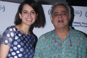 Hansal Mehta: Kangana is one of a kind