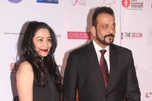Sanjay Dutt: My wife hits me with my own shoes