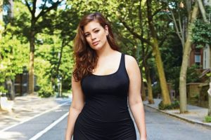 I love the skin I'm in: Ashley Graham