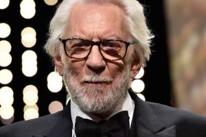 Donald Sutherland to receive honorary Academy Award