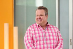 Eric Stonestreet finds new love