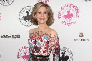 Fonda slams Megyn over plastic surgery query
