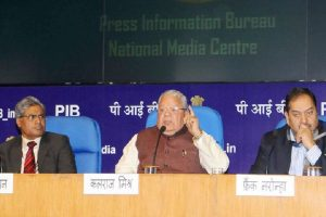 Cabinet reshuffle: Union Minister Kalraj Mishra resigns