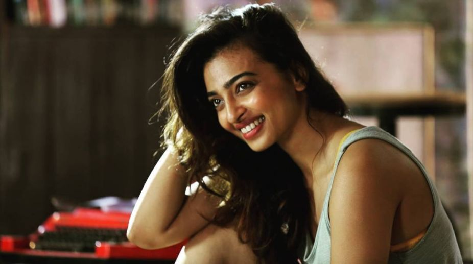 'Powerhouse' Radhika Apte's blows the candles as she turns 32