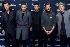 Liam Payne says One Direction might have a Christmas reunion