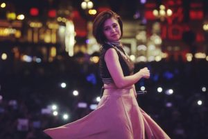 New mom Sunidhi sings song on relationships