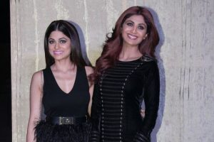 Shamita is far more talented than me: Shilpa Shetty