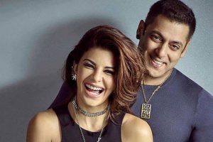 Jacqueline Fernandez recreates 'Judwaa' moment with Salman Khan