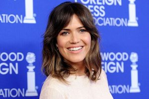 Jon Huertas gives marriage advice to Mandy Moore