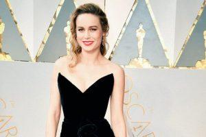 Brie Larson didn't feel 'pretty enough' for lead roles
