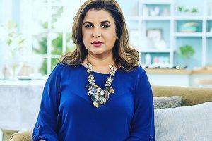 Celebs wish 'darling, madcap' Farah Khan on 53rd birthday