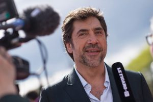 Bardem passed on playing Farrell's part in 'Minority Report'