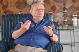 Ruskin Bond lauds short film on his story 'The Black Cat'