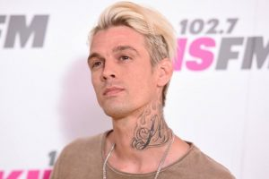 I'm concerned about my health: Aaron Carter