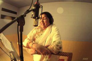 Lata Mangeshkar: I don't feel my age at all