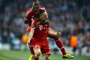 Bayern outclass City