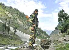 Kashmir & the Army