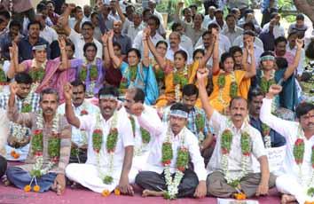 Govt reconstitutes GoM on Telangana