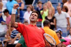 Djokovic, Murray in last eight