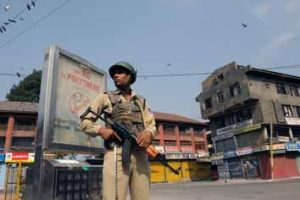 Militants attack CRPF camp in Kashmir, four killed