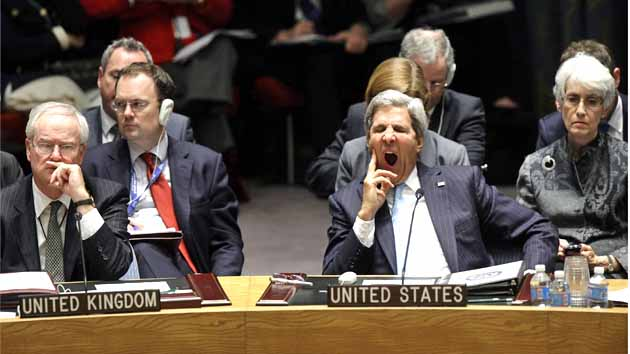UN adopts Syria weapons resolution