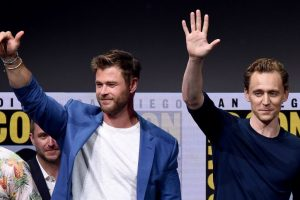 Tom Hiddleston: Hemsworth is a hilarious guy