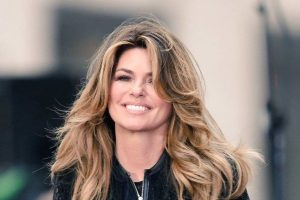 Shania Twain loves being a mother