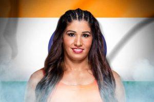 Kavita Devi: Salwar-kameez enters WWE squared circle